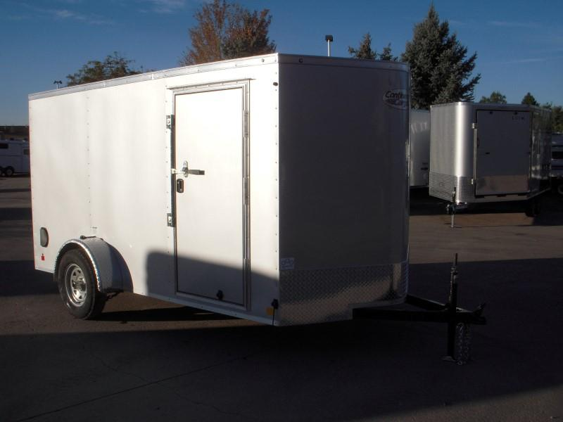 2019 CNCG VH612SA Enclosed Cargo Trailer