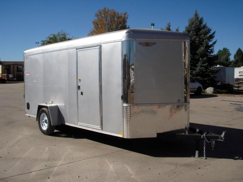 2019 H&H H7214SRTV-035 Enclosed Cargo Trailer