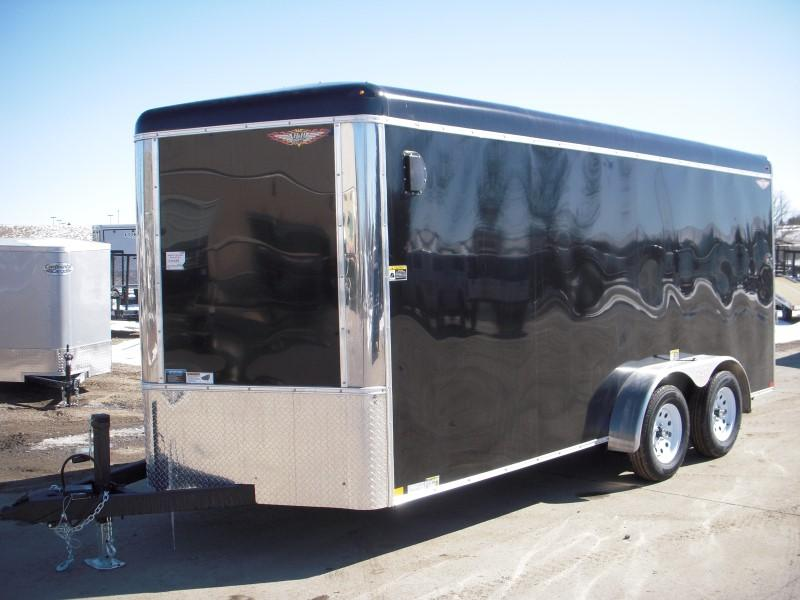 2018 H&H H8416TCA-070 Enclosed Cargo Trailer