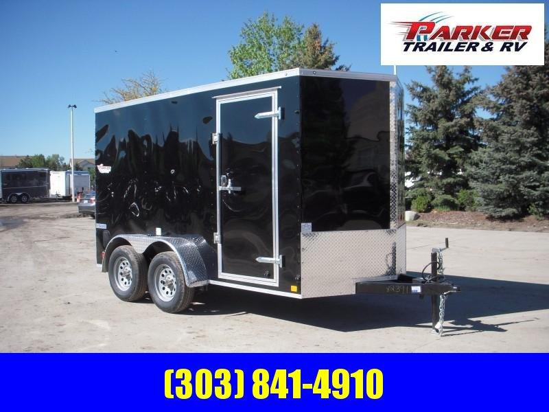 2020 CONTINENTAL CARGO TXEHW612TA2 Enclosed Cargo Trailer