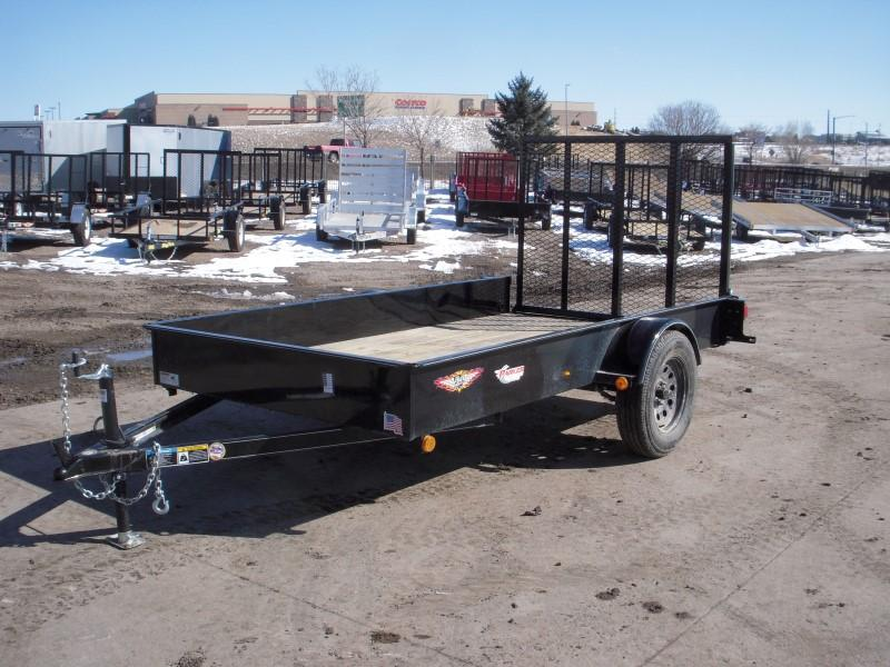 2018 H&H H6610SSC-030 Utility Trailer