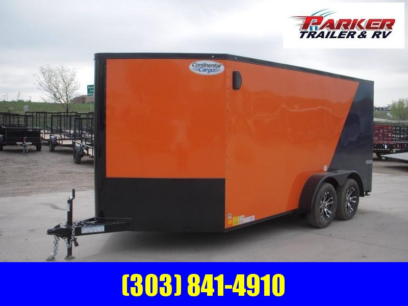 2020 CNCG TXTW714TA2 Enclosed Cargo Trailer