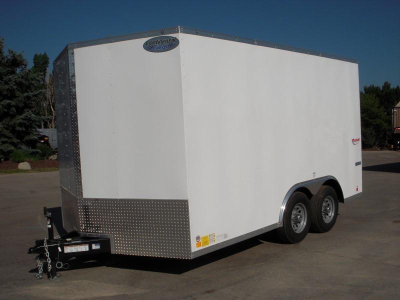 2019 CONTINENTAL CARGO VHW8.514TA3 Enclosed Cargo Trailer