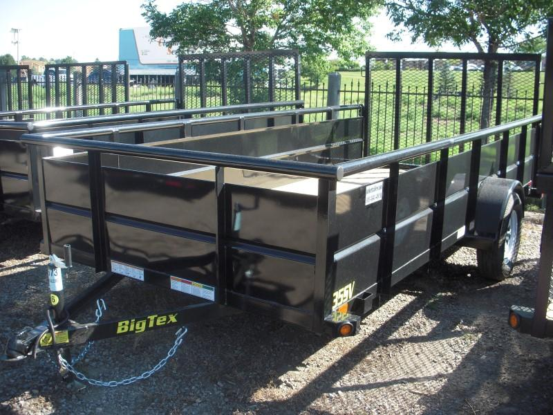2017 Big Tex Trailers 35SV-14 Utility Trailer