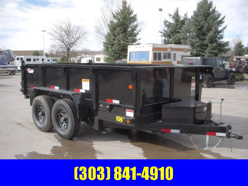 2020 Big Tex Trailers 10SR-12 XLBK7SIR Dump