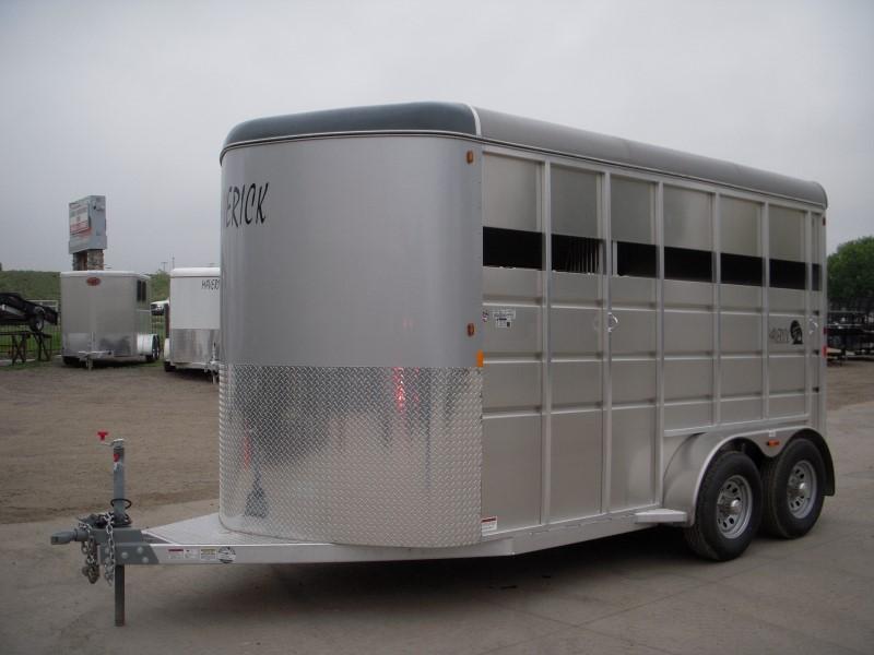 2018 Maverick MAV2H-7K LITE Horse Trailer
