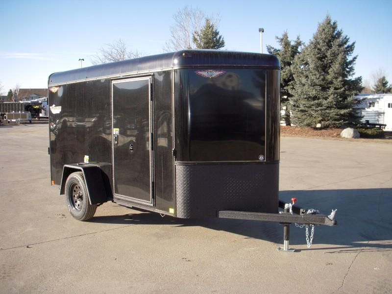 2018 H&H H6010SCAV-035 Enclosed Cargo Trailer
