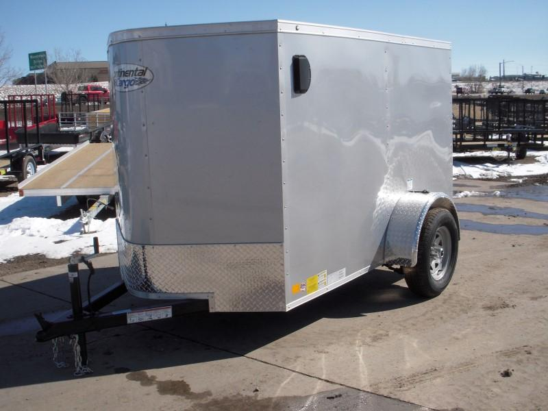 2019 CONTINENTAL CARGO TXLVVH58SA Enclosed Cargo Trailer