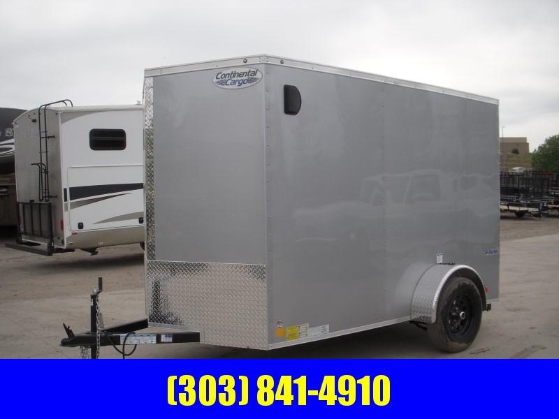 2020 CNCG TXVHW610SA Enclosed Cargo Trailer