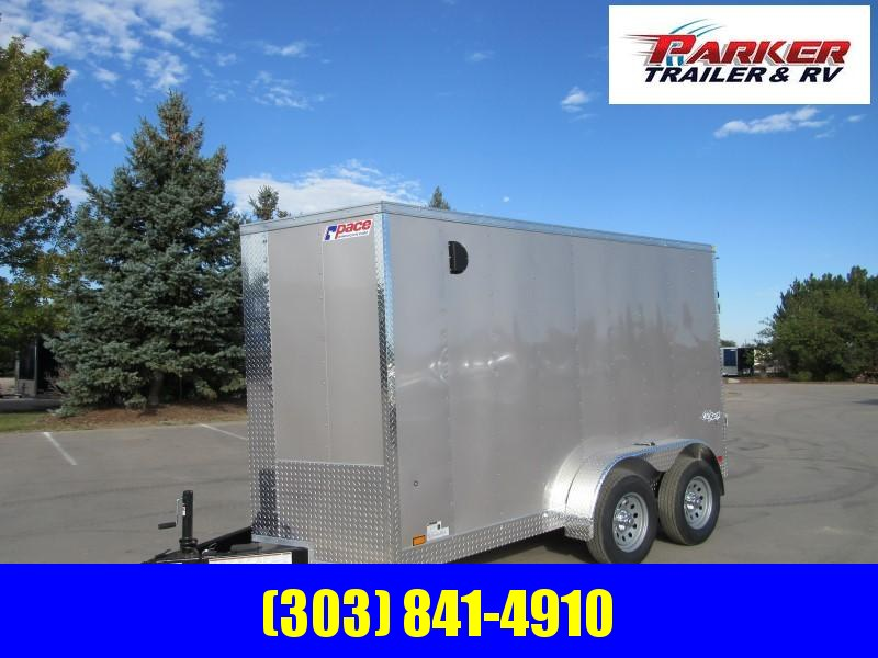 2020 PACE OB6X12TE2 Enclosed Cargo Trailer