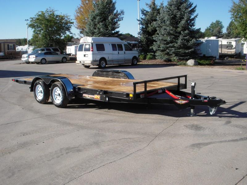 2019 H&H H8218MX-070 Flatbed Trailer