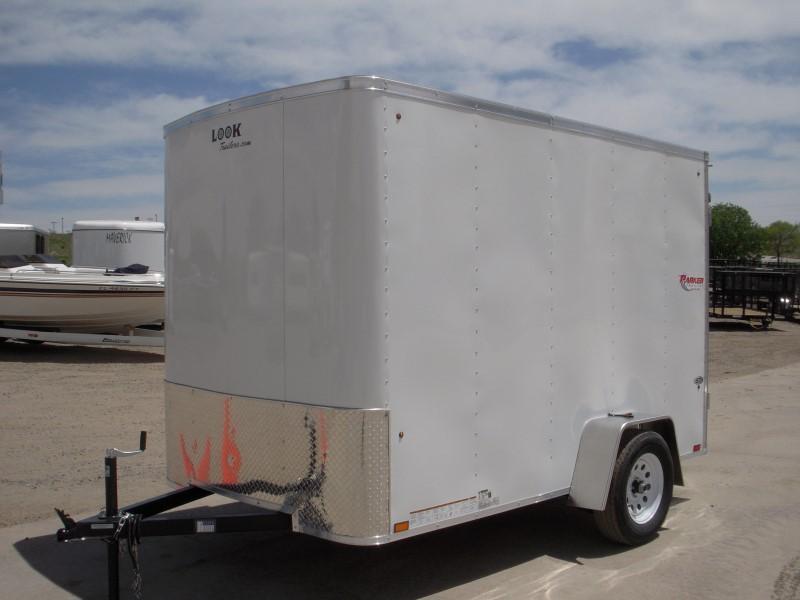 2019 Look Trailers STLC6X10SI2 Enclosed Cargo Trailer