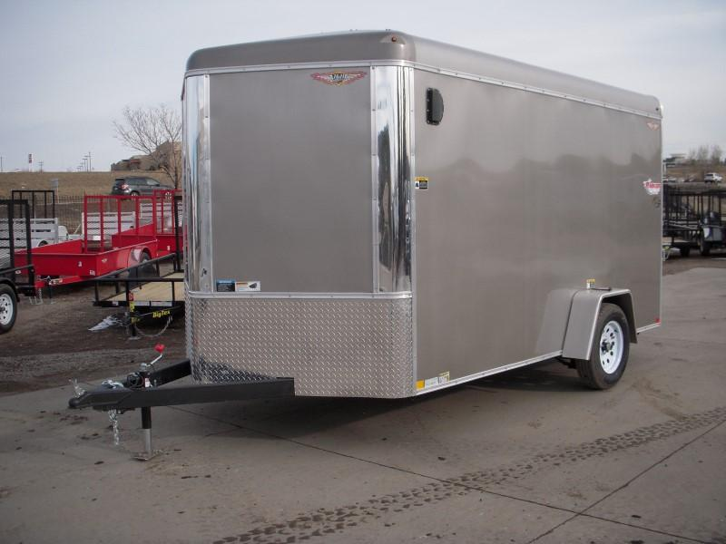2018 H&H H8412SCAV-035 Enclosed Cargo Trailer