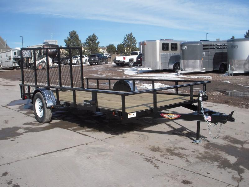 2019 H&H H8214RS-030 Utility Trailer