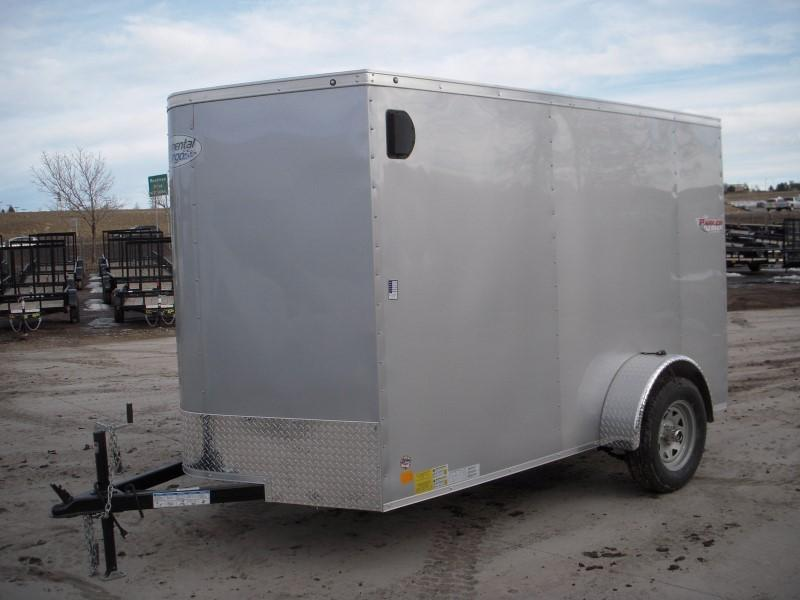 2020 CNCG TXLVVH610SA Enclosed Cargo Trailer