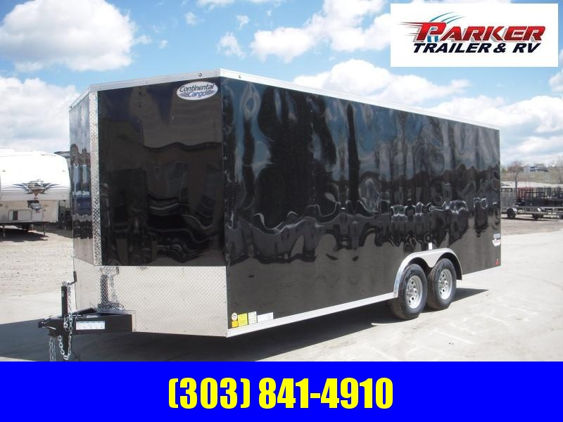 2020 CNCG TXVHW8.520TA3 Enclosed Cargo Trailer