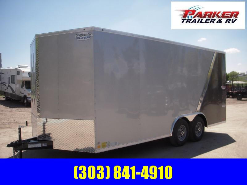 2020 CNCG TXVHW8.518TA3 Enclosed Cargo Trailer