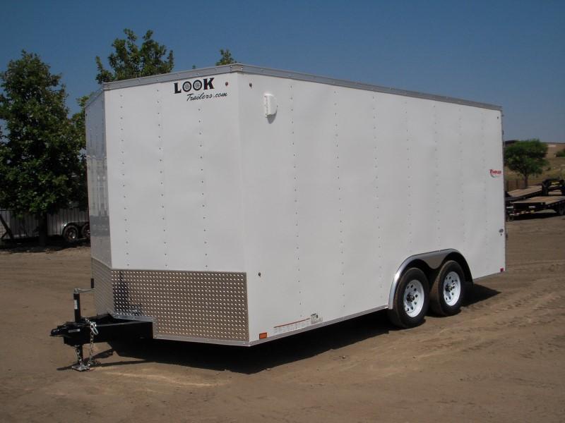 2019 Look Trailers ST85X16 TE2 Enclosed Cargo Trailer