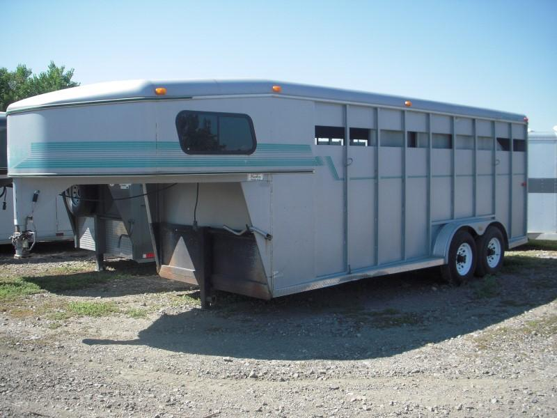 1995 Other 4HSGN Horse Trailer