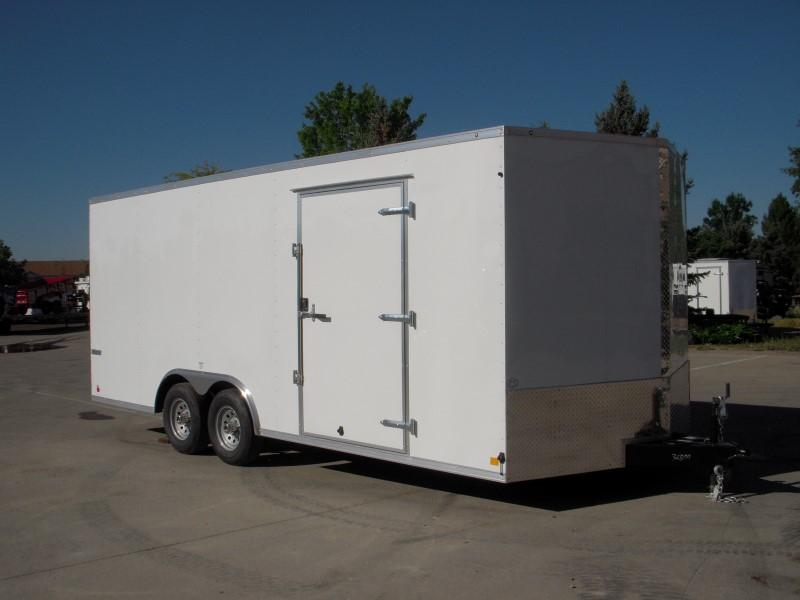 2020 CONTINENTAL CARGO TXVHW8.520TA3 Enclosed Cargo Trailer
