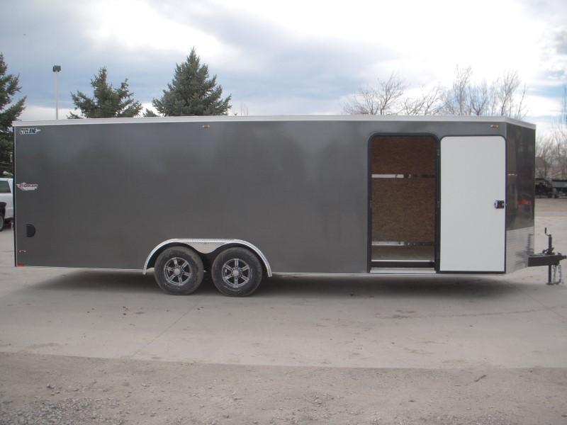 2019 LEGEND STV8.5X26TA52 Enclosed Cargo Trailer