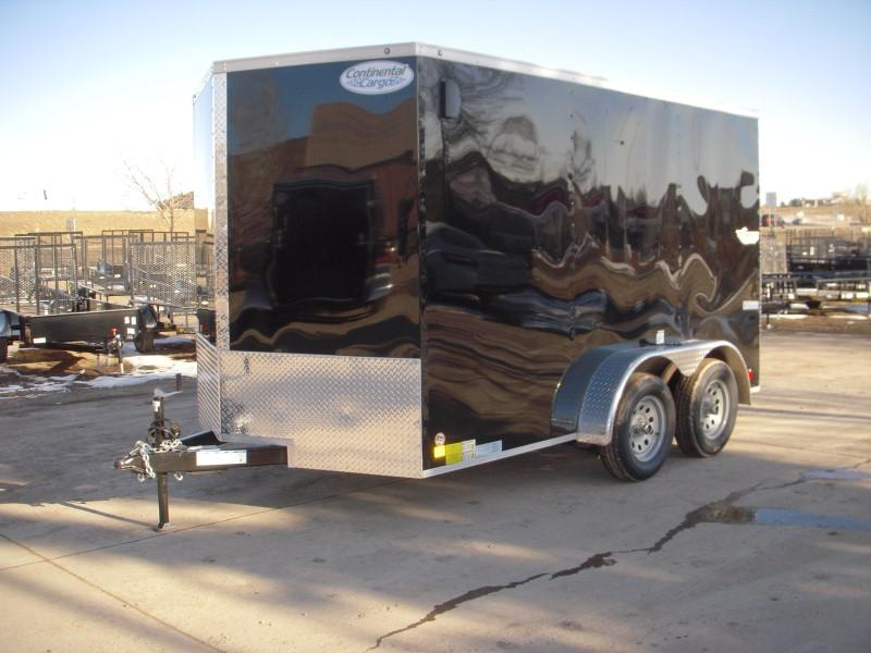2020 CNCG TXVHW712TA2 Enclosed Cargo Trailer