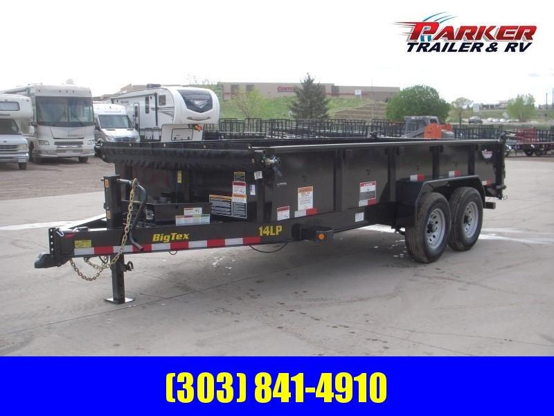 2019 Big Tex Trailers 14LP-16BK6SIRPD Dump