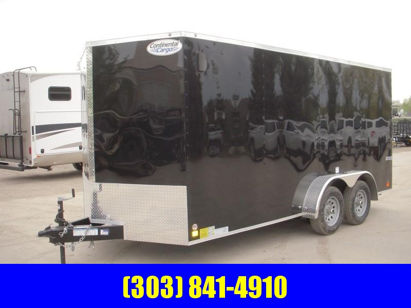 2020 CNCG TXVHW716TA2 Enclosed Cargo Trailer