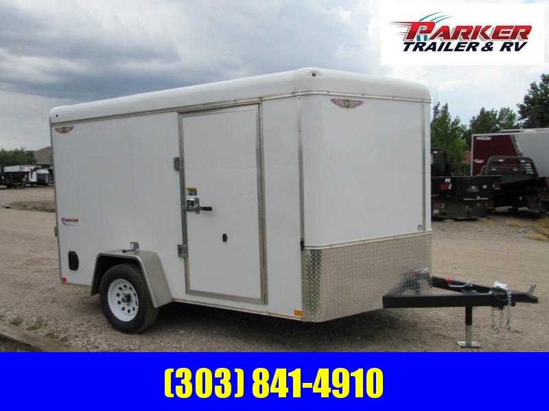 2019 H&H H8410SRTV-035 Enclosed Cargo Trailer