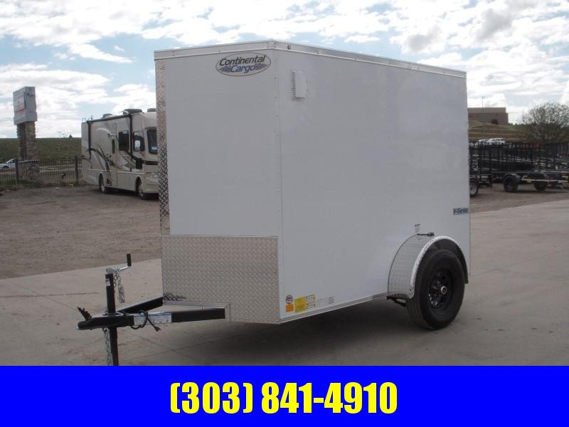 2020 CNCG TXVHW58SA Enclosed Cargo Trailer