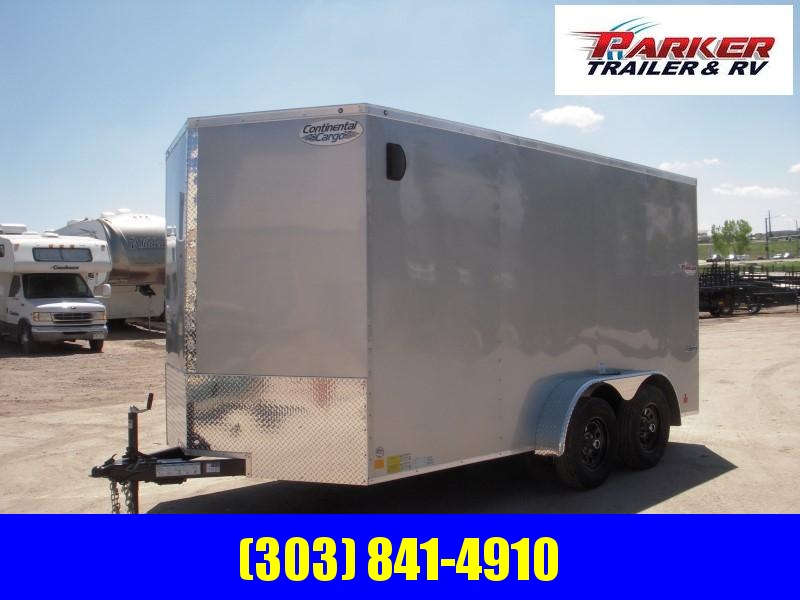 2020 CNCG TXVHW714TA2 Enclosed Cargo Trailer