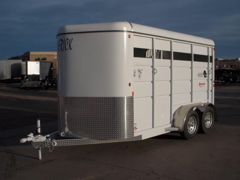 2018 Maverick MAV2HS-7K 14 Horse Trailer
