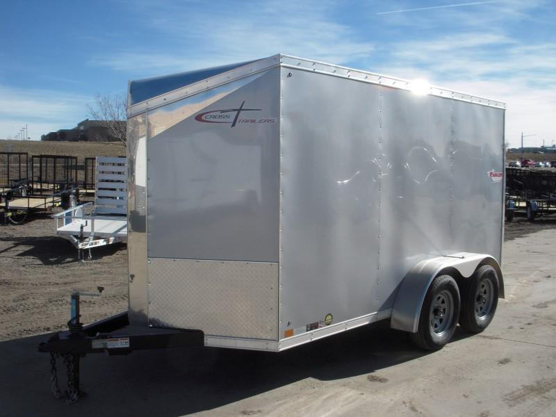 2018 Cross Trailers 612TA-ALPHA Enclosed Cargo Trailer