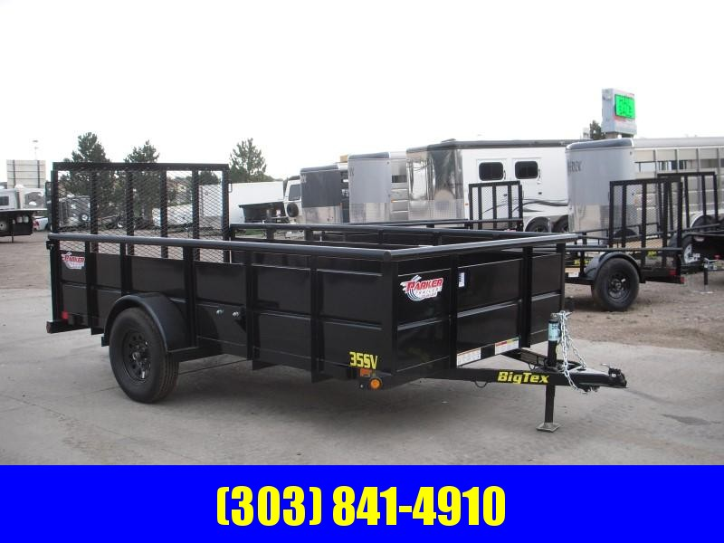 2019 Big Tex Trailers 35SV-12BK Utility Trailer