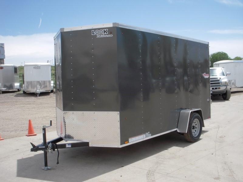 2019 Look Trailers STLC6X12SI2 Enclosed Cargo Trailer