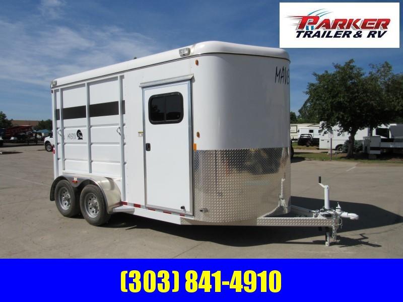 2020 Maverick MAV2HS14.6X7.6H Horse Trailer