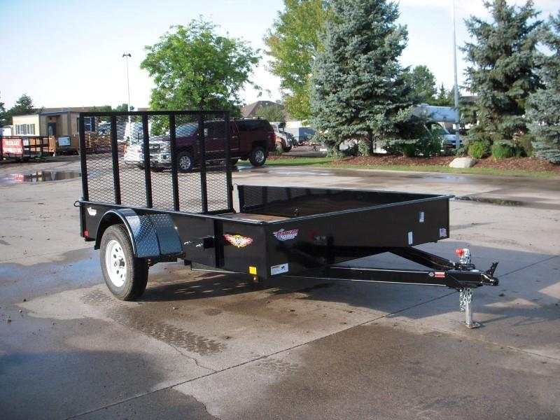 2018 H&H H8210SS-030 Utility Trailer