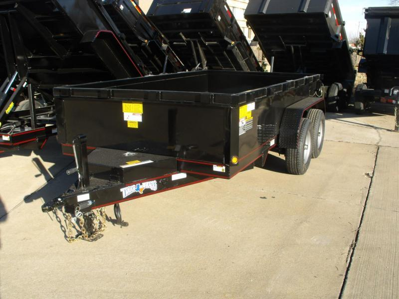 Dump Trailer 77 X 12 Combo Gate GVWR  9995 LBS  (((CASH SAVINGS OPTION HERE)))