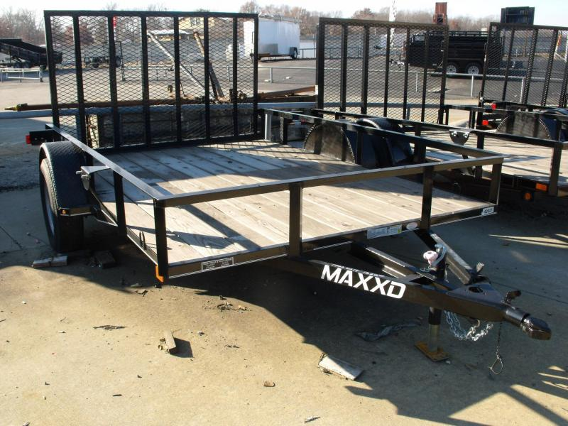 83 X 10 Utility Trailer Front  Folding Gate       MAXXD