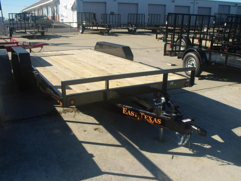 Car Hauler 83 X 16 Dove 7000 GVW Ramps Brakes