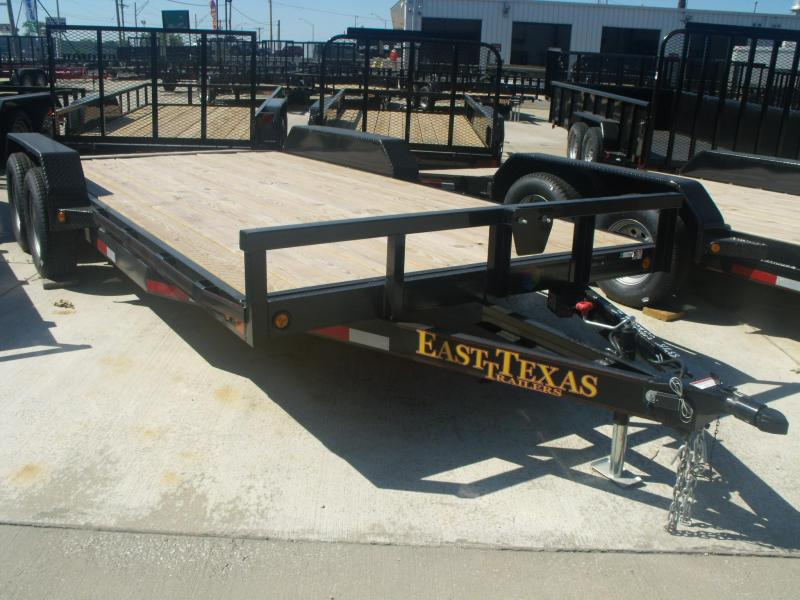 Car Hauler Car / Racing Trailer  83 X 20 Dove