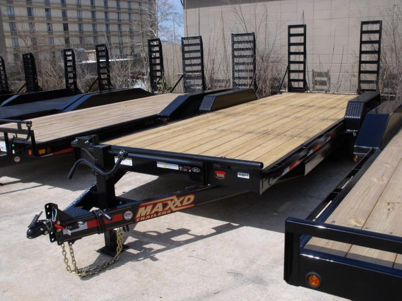 Equipment Trailer 83 X 20 Dove 14000 GVW Boxed Ramps