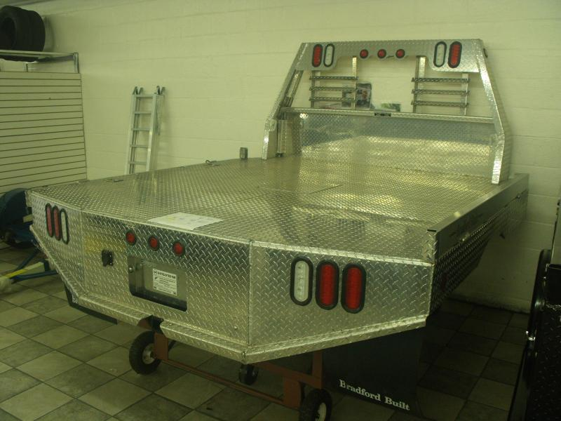 2020 Other Bradford Built Work Bed (Aluminum) 96 X 102 Truck Bed