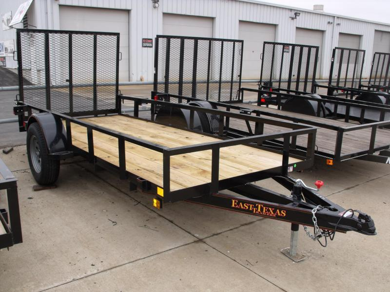 Utility Trailer 5 X 12 Gate  2990 Axle