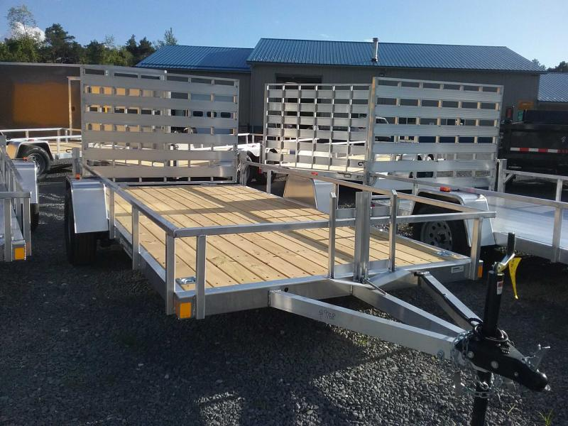 2020 Rance Aluminum Trailers 6.5x14 ROUGH RIDER Utility Trailer