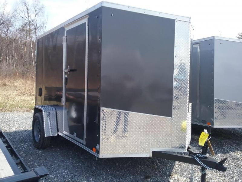 2018 Cargo Express Xlw 6 Wide Single Cargo Cargo / Enclosed Trailer