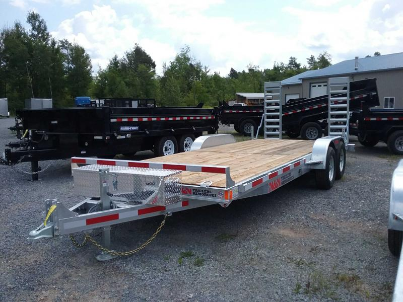 2019 N and N Trailers ICH720G10K Equipment Trailer