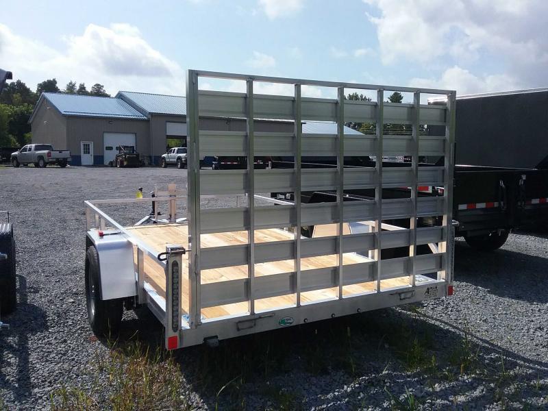 2020 Rance Aluminum Trailers 6.5x12SA Utility Trailer