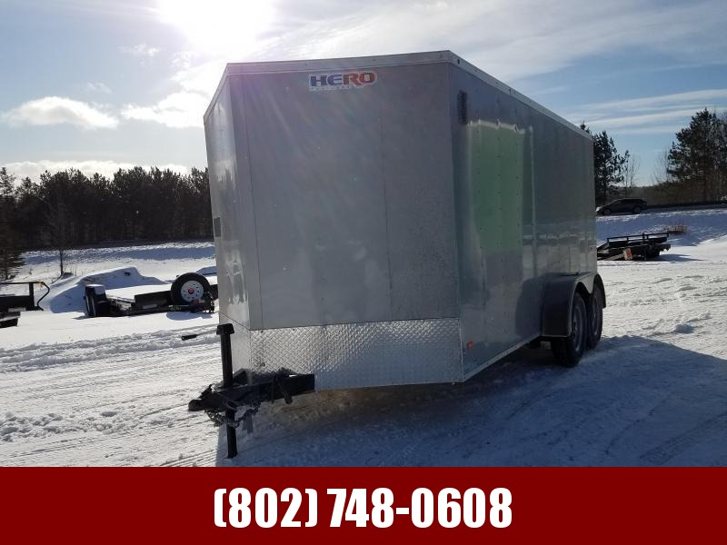 2018 Bravo Trailers HR714TA2 Enclosed Cargo Trailer