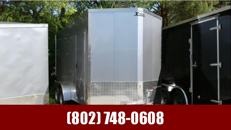 2017 High Country Trailers XPRESS7X14 Enclosed Cargo Trailer